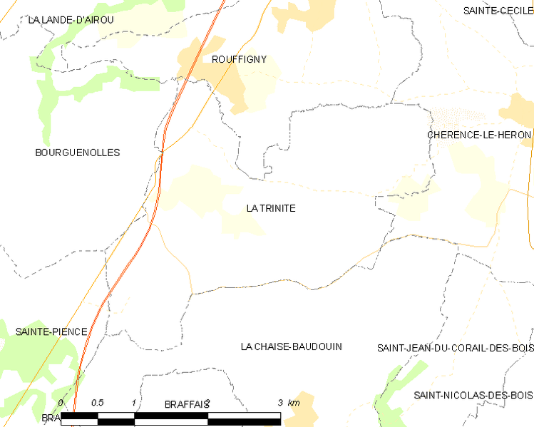 Fichier:Map commune FR insee code 50607.png