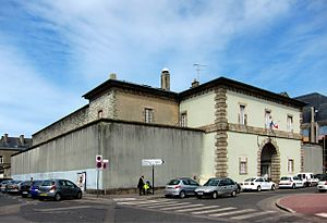Maison d 39 arr t de cherbourg wikimanche for Architecte cherbourg