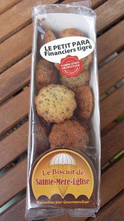 Le biscuit de sainte m re glise wikimanche - Office du tourisme sainte mere eglise ...
