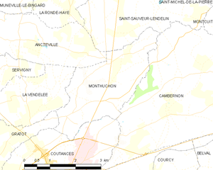Map commune FR insee code 50345.png
