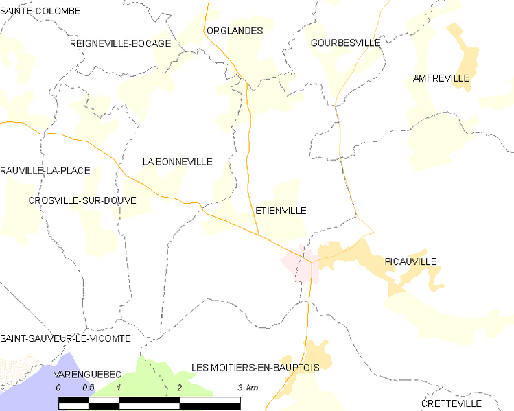 Fichier:Map commune FR insee code 50177.png