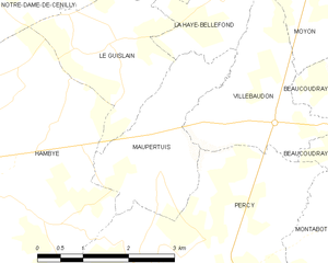 Map commune FR insee code 50295.png